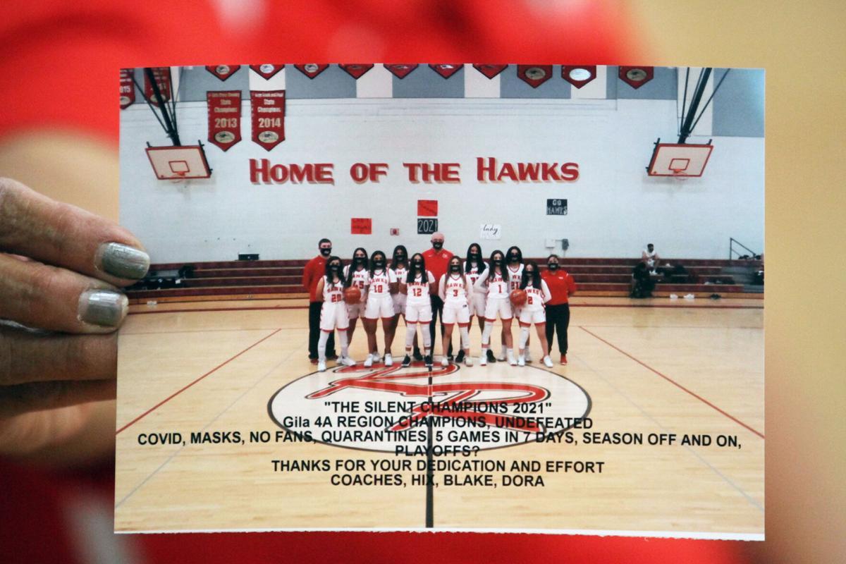 RRHS girls basket