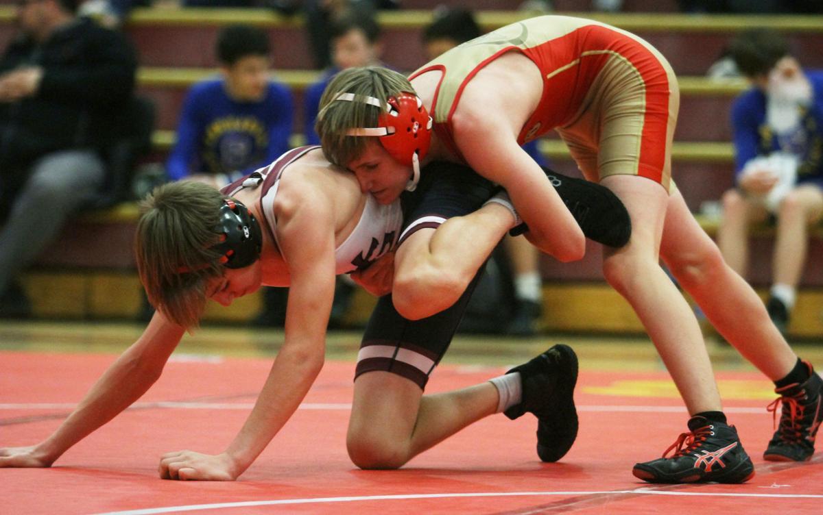 RRHS wrestling