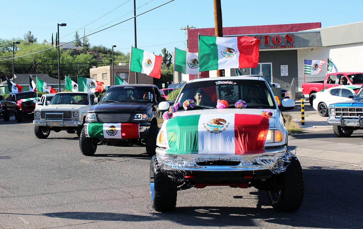 Cinco de Mayo caravan