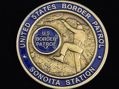 Border Patrol Sonoita Station