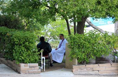 Sacred Heart confession (spanish)