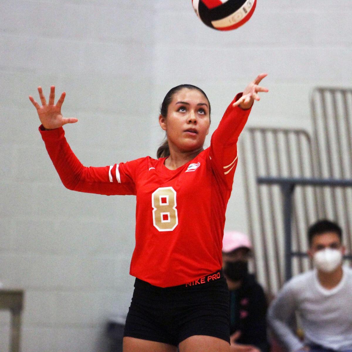 RRHS volleyball
