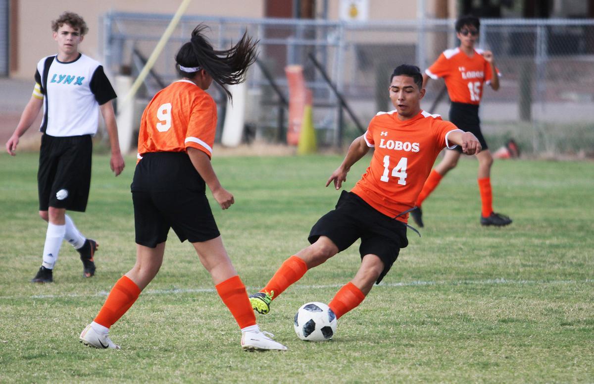 PUHS soccer