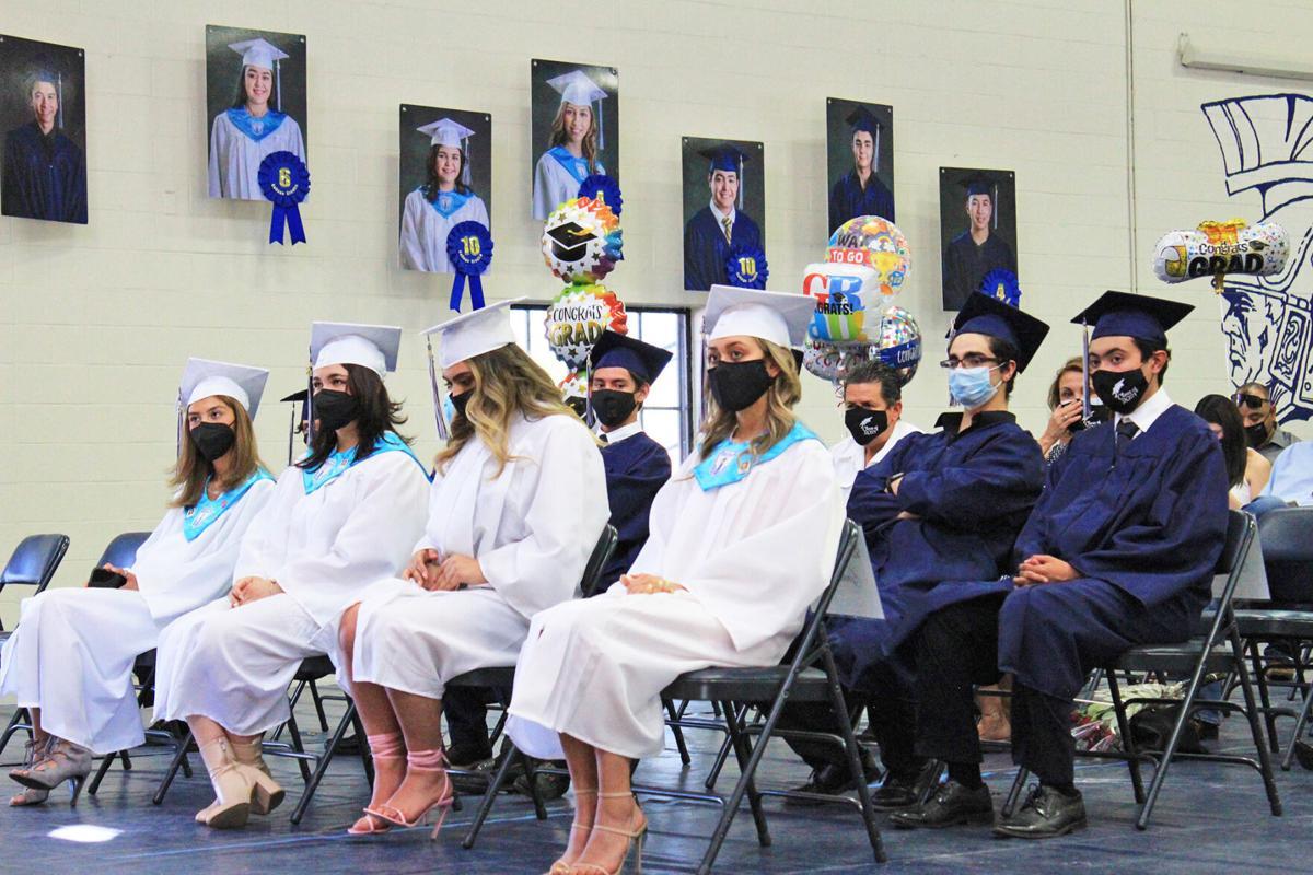 Lourdes 2021 graduation