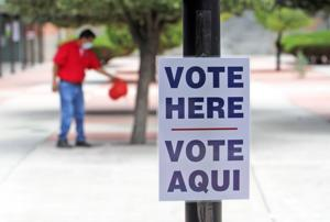 Pandemic-era primary sees slight uptick in voting