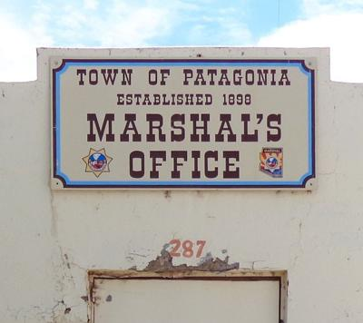 Patagonia Marshal's Office