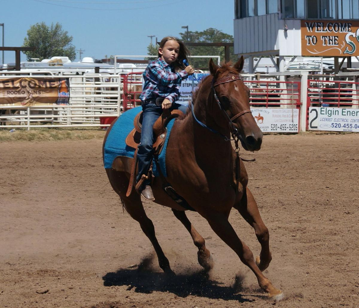 Large Crowds Flock To 99th Sonoita Rodeo News