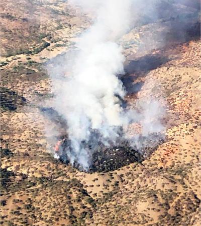 Harshaw Fire