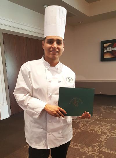 Culinary grad