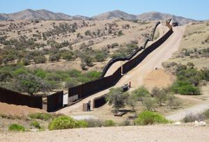 Feds officially halt border wall construction