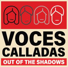 Voces Calladas logo