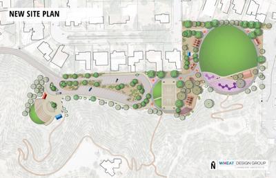 Teyechea site plan