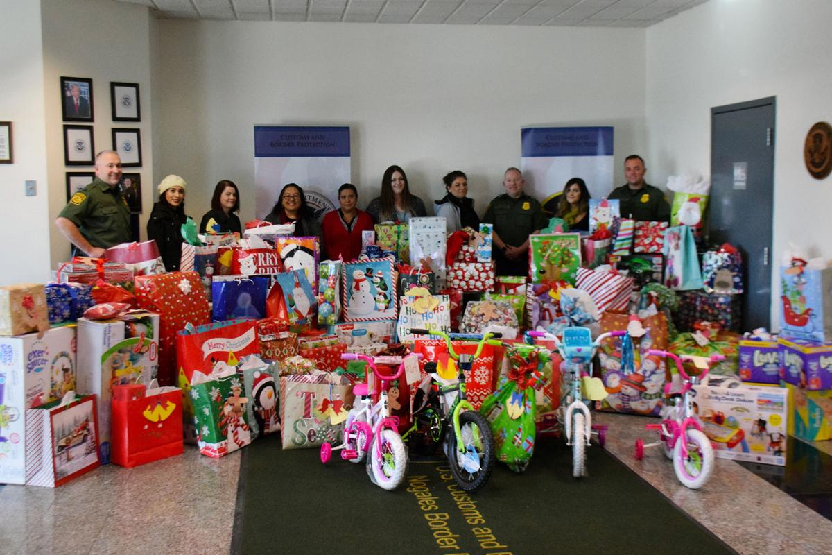 BP agents become kids\' Christmas angels | Community ...