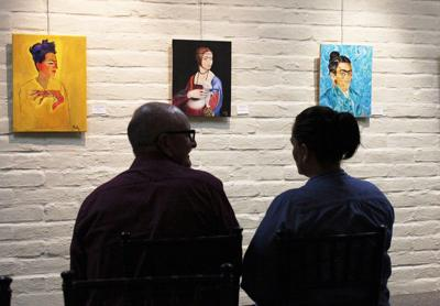Retratos de Frida