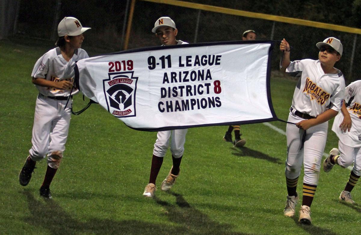 9-11 Little League
