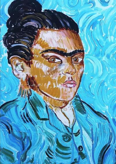 Frida (spanish)