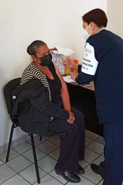 Santa Cruz, Sonora vaccination