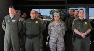 National Guard arrives to mixed reaction in Nogales
