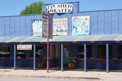 Patagonia Tin Shed Theater
