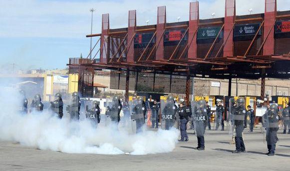 CBP drills