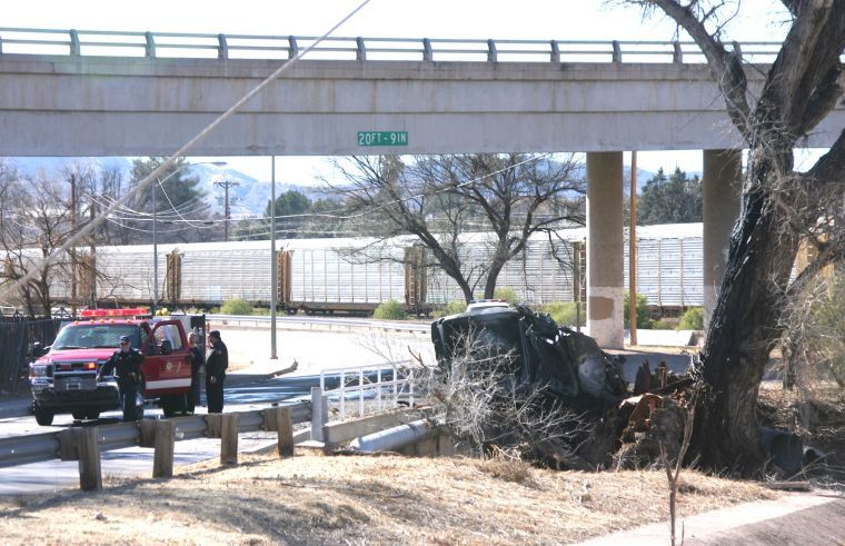Car Crash Morley Today