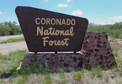 Logo - Coronado National Forest