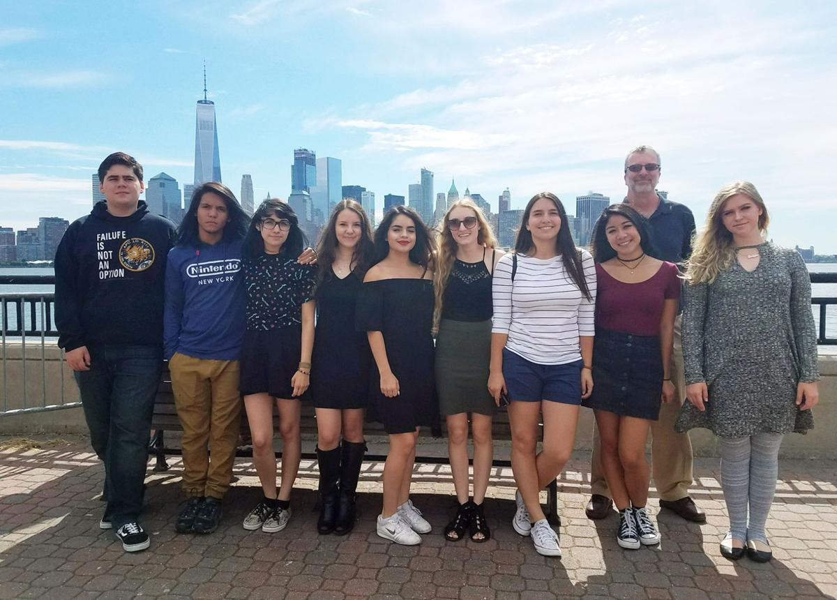 Educational Travel Opens Up Worlds For Local Students Local News