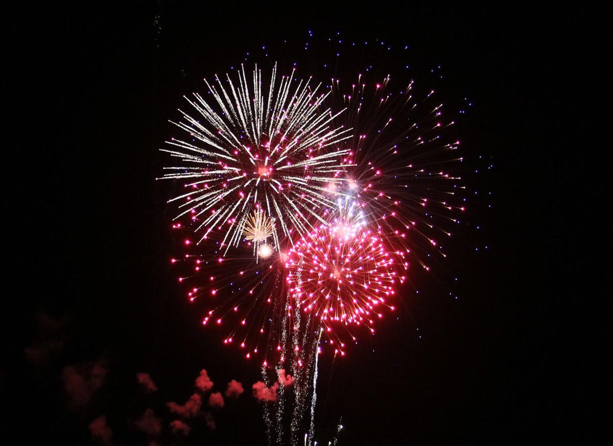 Nogales fireworks