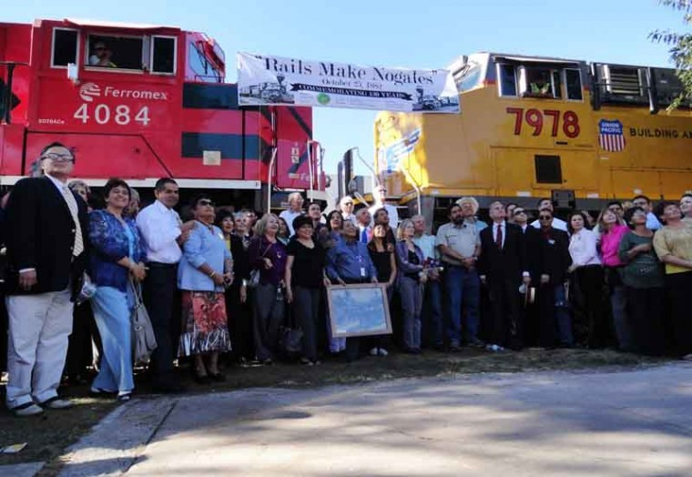 Rails Make Nogales 1