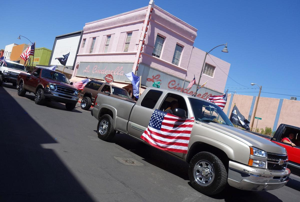 Nogales July 4 parade