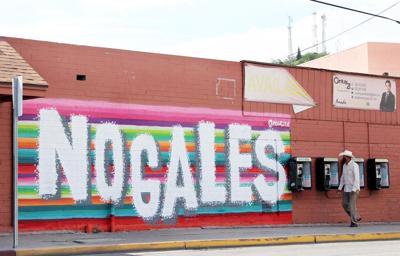 Nogaleria Nogales mural
