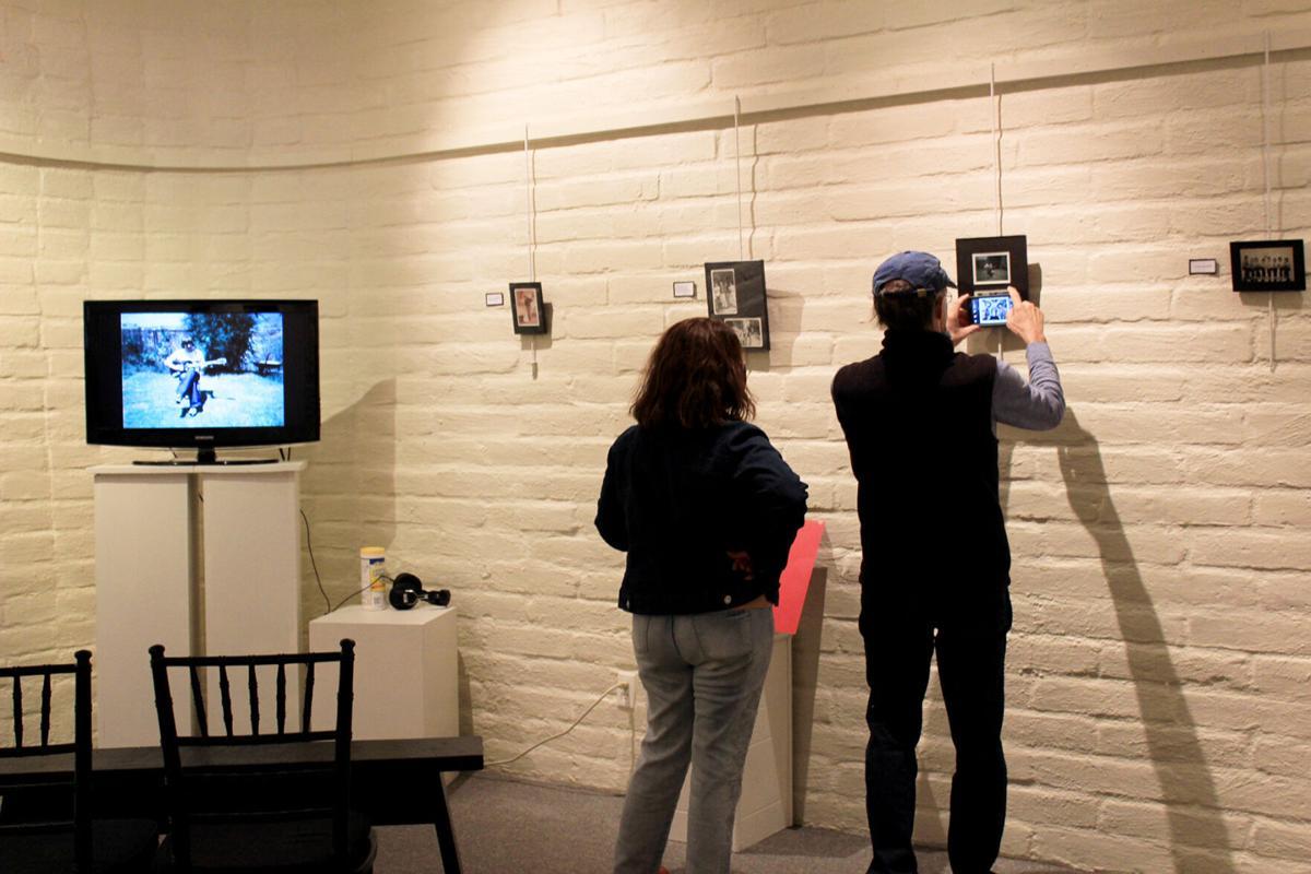 Sonny Peters exhibit