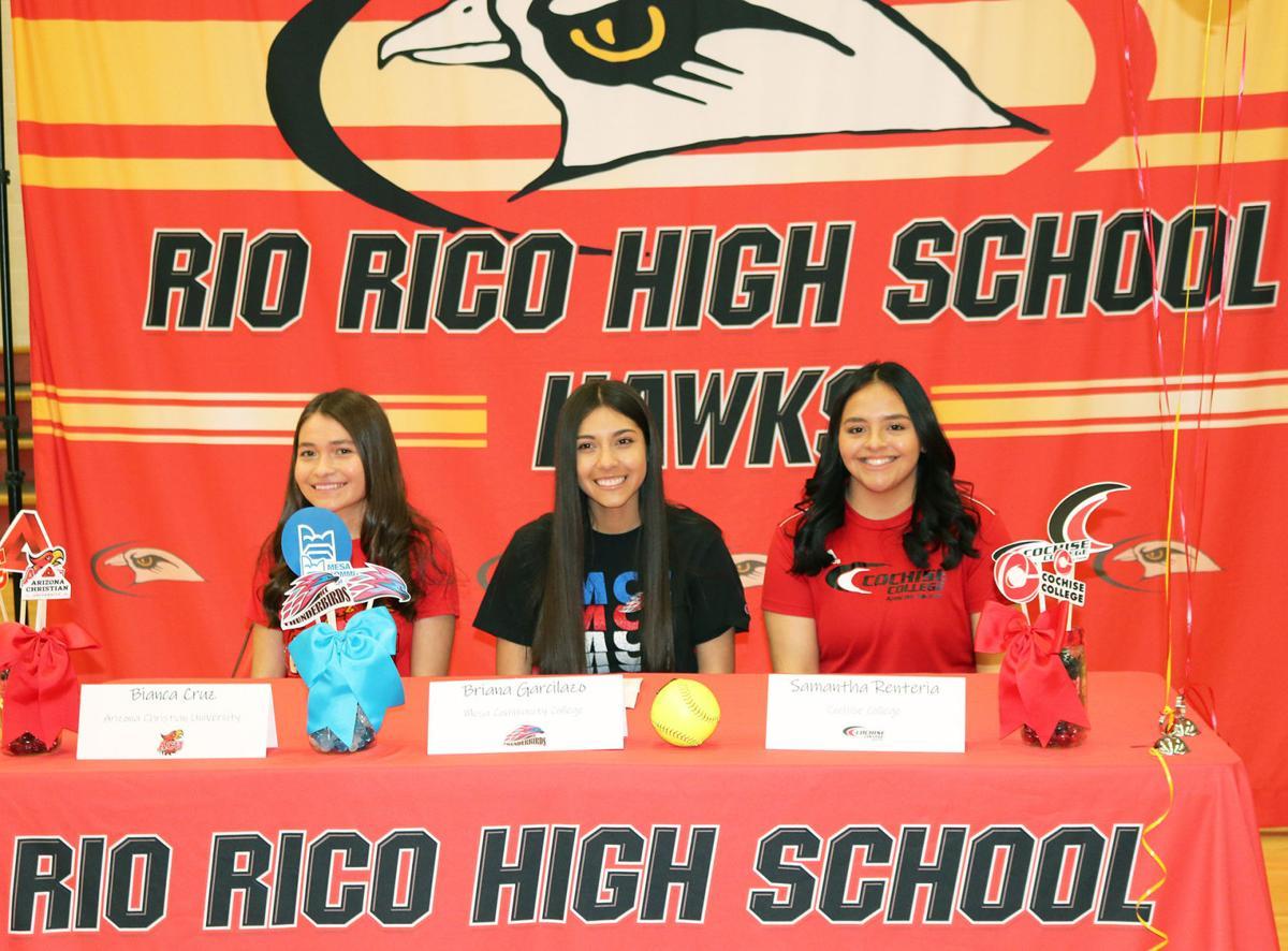 RRHS signing