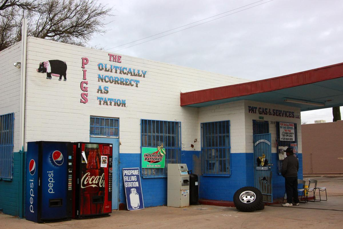 Gas Station For Sale Near Me >> Patagonia S One Of A Kind Gas Station Is For Sale News