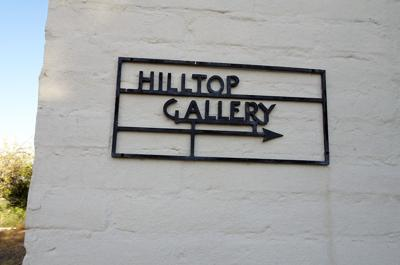 Hilltop Gallery logo