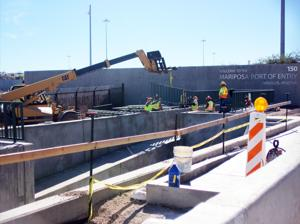 ADOT to keep pedestrian underpass near Mariposa port open 24 hours