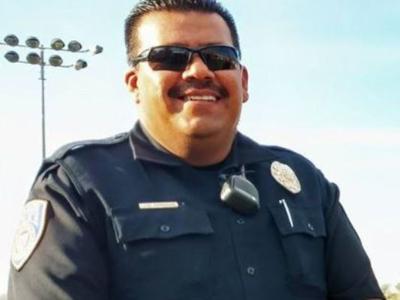 El Oficial Jesús M. Cordova