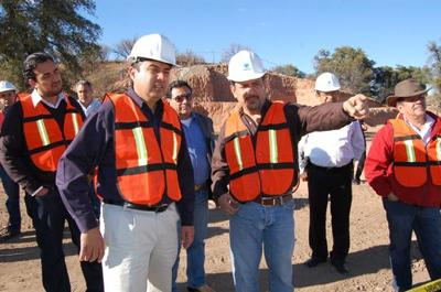 New Sonora sewage plant has binational ramifications
