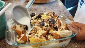 Lent brings family culinary tradition of 'capirotada'