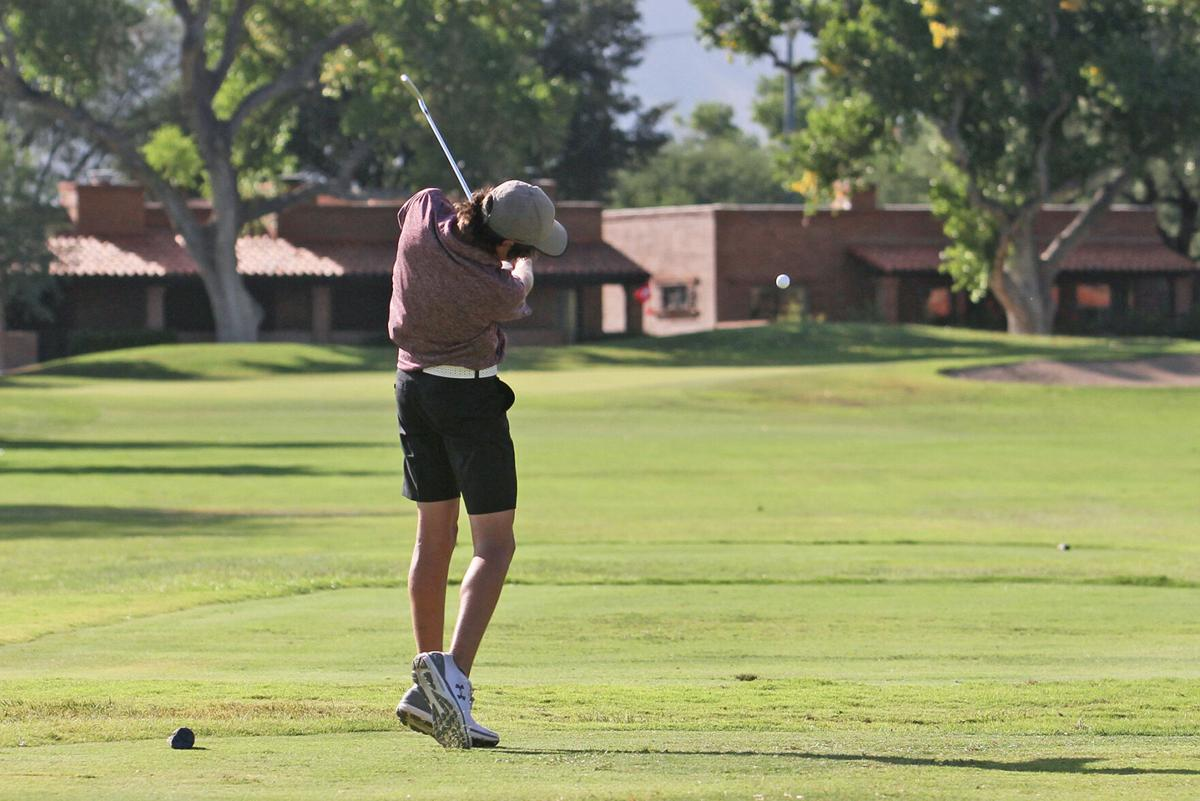 NHS-Sahuarita golf