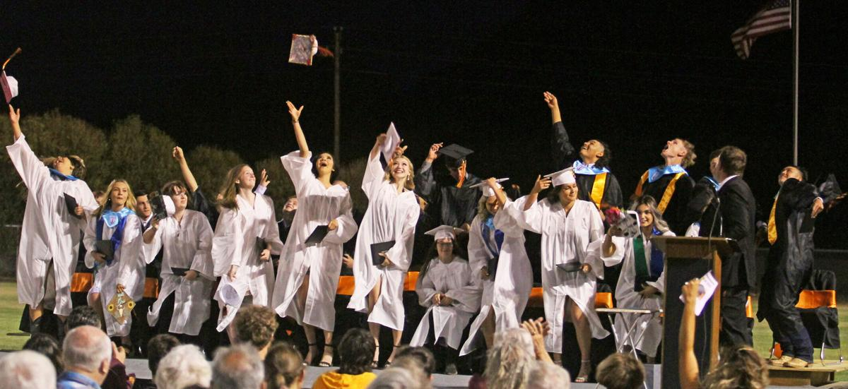 PUHS Graduation Parade and Ceremony