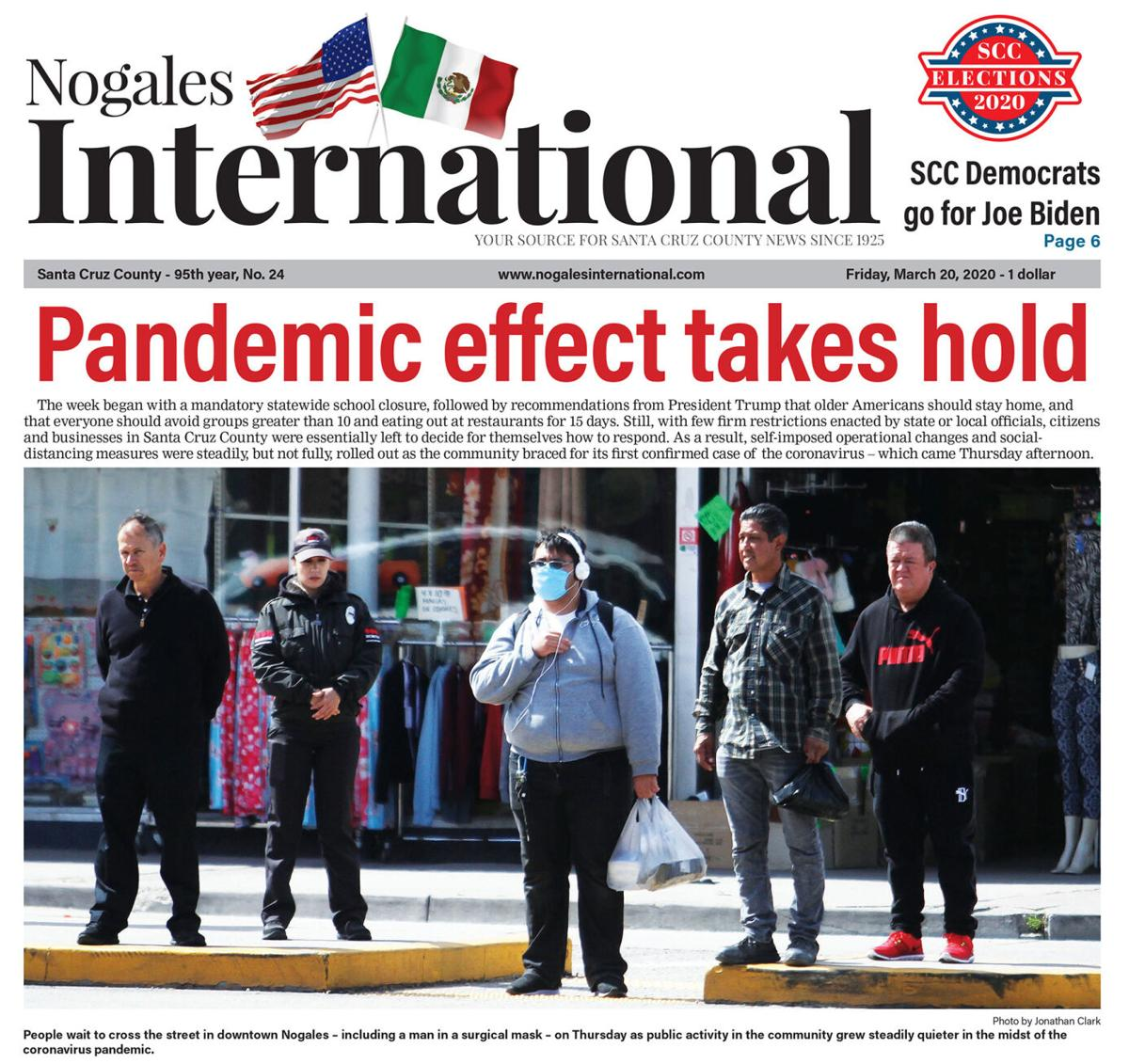 Pandemic effect