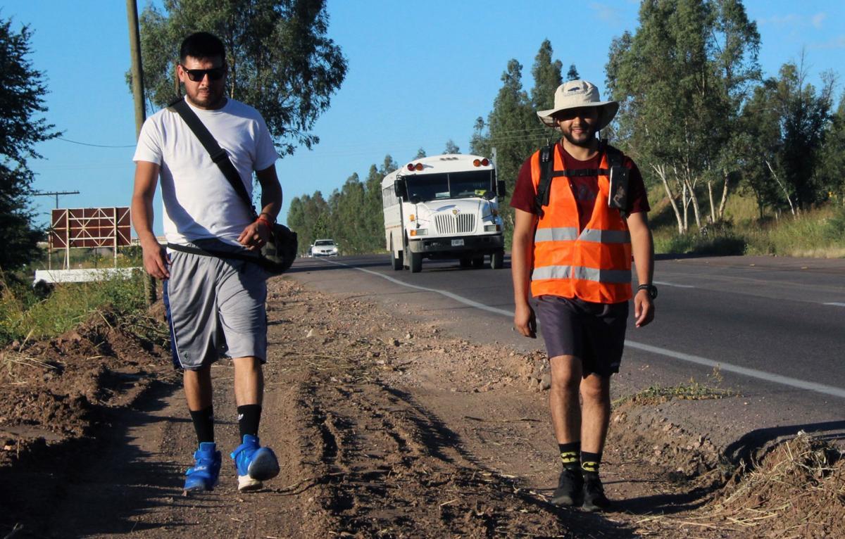 Adrian and Gerardo