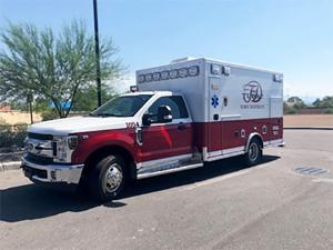 Tubac Fire district adds two new ambulances