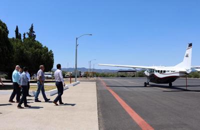 Nogales, Sonora airport