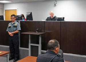 Nogales city court is back in session