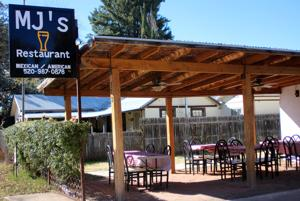 MJ's Restaurant opens in Patagonia