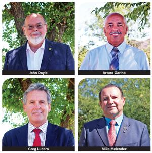 Mayor candidates make their cases