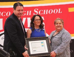 AP program at Rio Rico High earns national award
