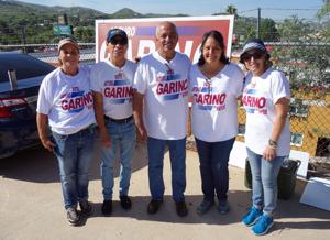 Garino, Lucero poised for mayoral runoff